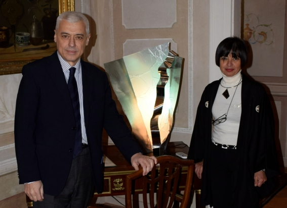 Carlo Motta, l'opera luminosa