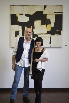 Edoardo Menini e Franca Franchi
