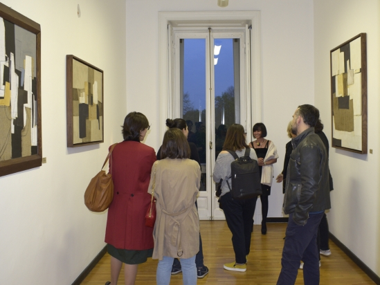 Franca Franchi spiega la sua Arte